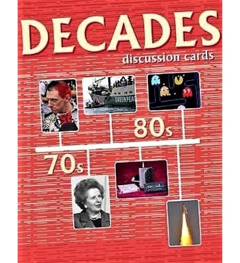Discussion Cards - 70s and 80s