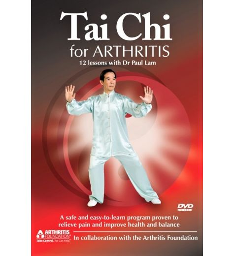 Tai Chi For Arthritis - DVD