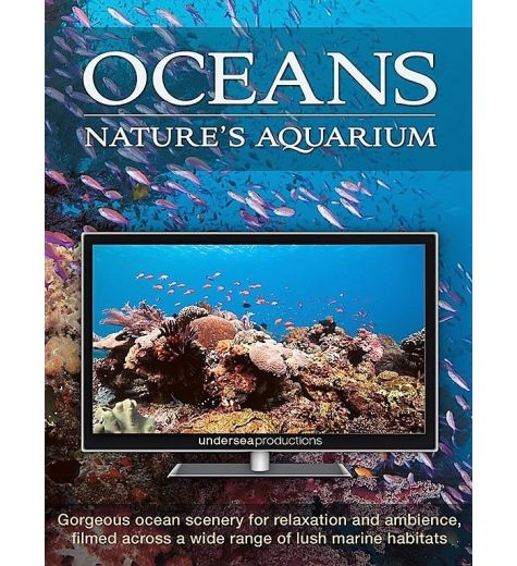 Oceans Nature's Aquarium - DVD
